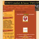 Ukázková webová stránka - STAVO market & bazar YWO-NNE