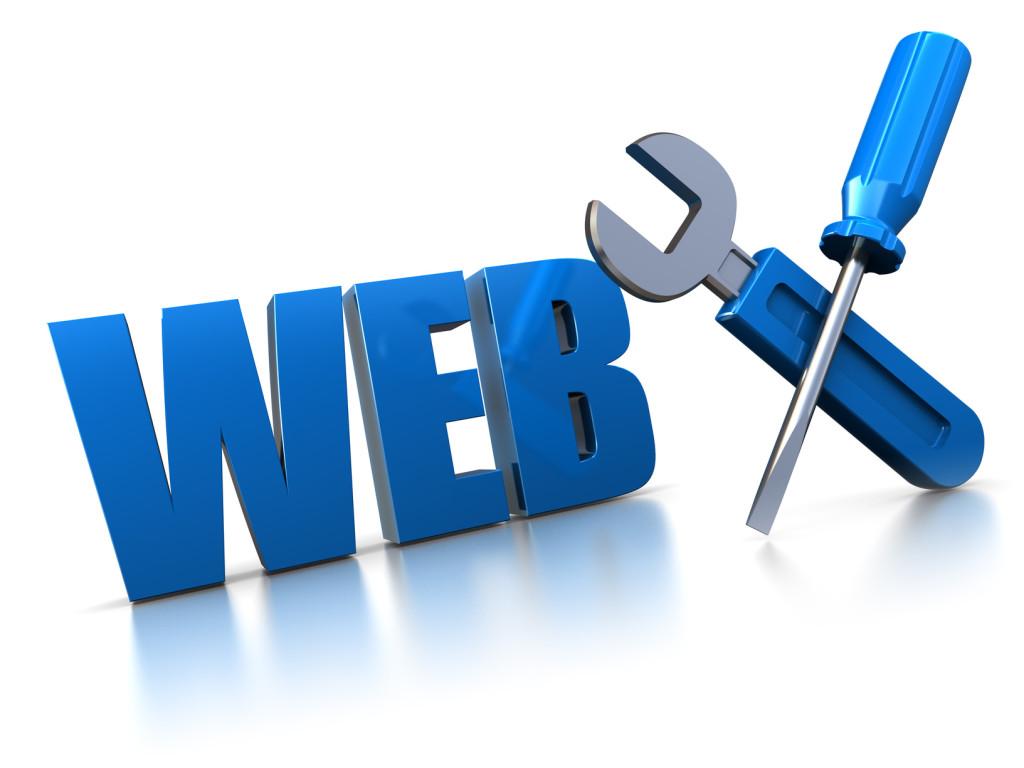 Samostatná tvorba webových stránek
